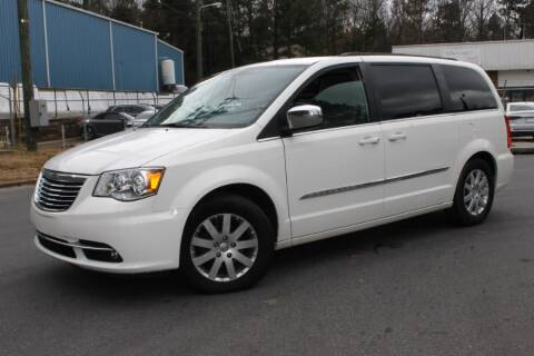 2011 Chrysler Town and Country for sale in Marietta, GA
