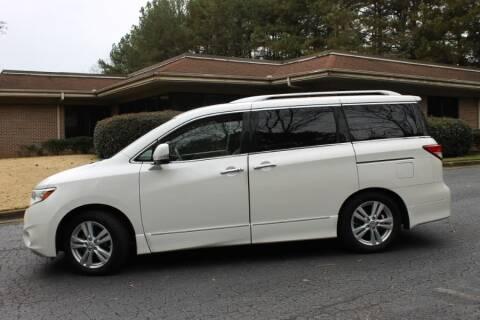 2011 Nissan Quest for sale in Marietta, GA