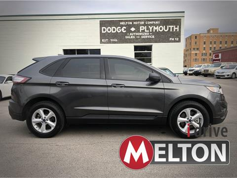 2017 Ford Edge for sale in Claremore, OK