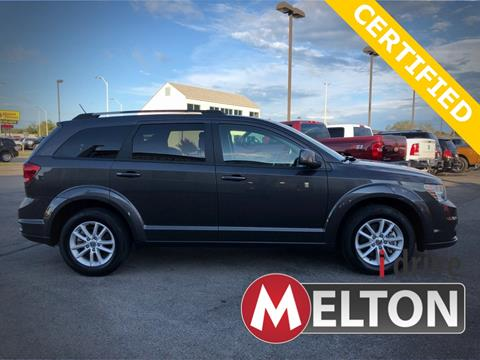 2017 Dodge Journey for sale in Claremore, OK