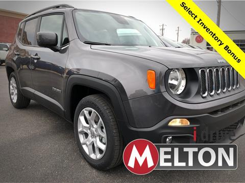 2018 Jeep Renegade for sale in Claremore, OK