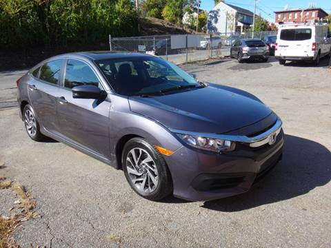 2017 Honda Civic for sale in Lowell, MA