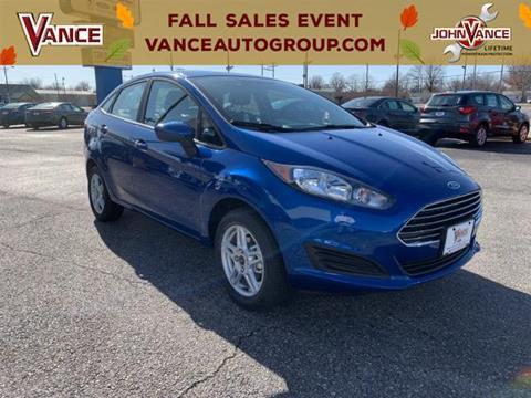 2019 Ford Fiesta for sale in Miami, OK