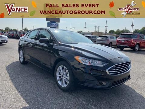 2020 Ford Fusion for sale in Miami, OK