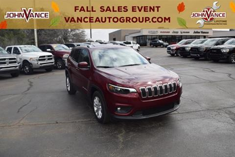 2019 Jeep Cherokee for sale in Miami, OK