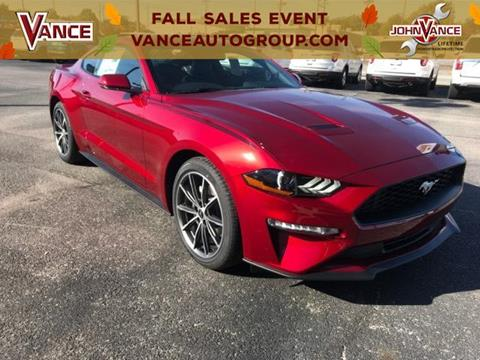 2019 Ford Mustang for sale in Miami, OK