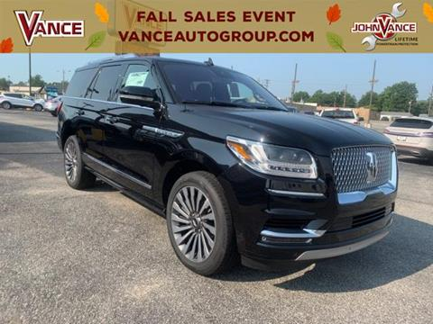 2019 Lincoln Navigator for sale in Miami, OK