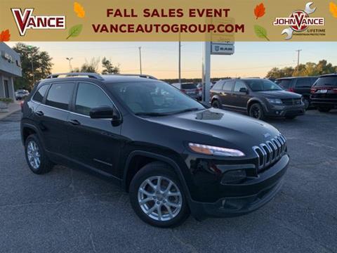 2017 Jeep Cherokee for sale in Miami, OK