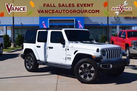 2018 Jeep Wrangler Unlimited for sale in Miami, OK