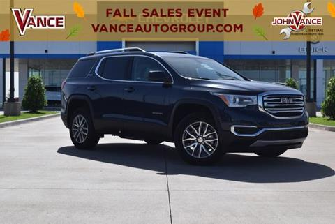2019 GMC Acadia for sale in Perry, OK