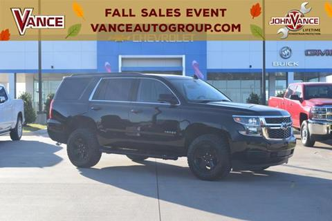 2020 Chevrolet Tahoe for sale in Perry, OK