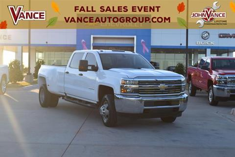 2017 Chevrolet Silverado 3500HD for sale in Perry, OK