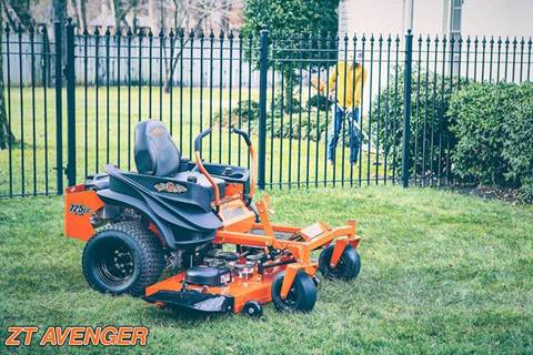 2020 Bad Boy Mowers AVENGER for sale at Hobby Tractors - Lawn & Garden in Pleasant Grove UT