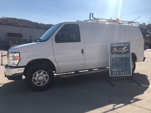 2010 Ford E-Series Cargo for sale in Knoxville, TN