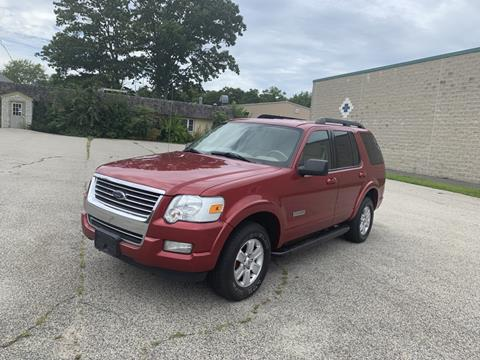 2007 Ford Explorer for sale in Whitman, MA