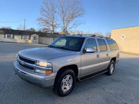 2004 Chevrolet Suburban for sale at Pristine Auto in Whitman MA