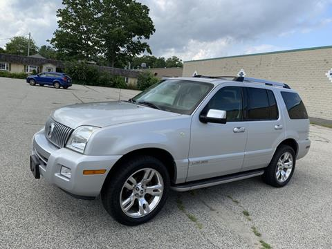2010 Mercury Mountaineer for sale at Pristine Auto in Whitman MA