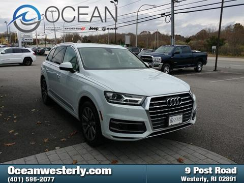 2017 Audi Q7 for sale in Westerly, RI