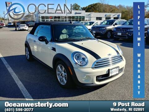 2015 MINI Convertible for sale in Westerly, RI