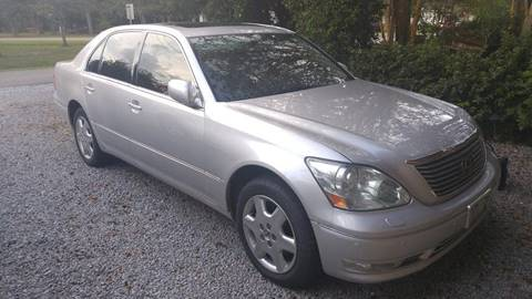 2004 Lexus LS 430 for sale at Johns Interstate Used Cars llc in Slidell LA