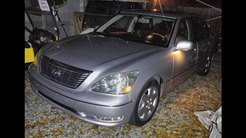 2005 Lexus LS 430 for sale at Johns Interstate Used Cars llc in Slidell LA