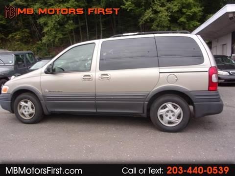 2000 Pontiac Montana for sale in Meriden, CT