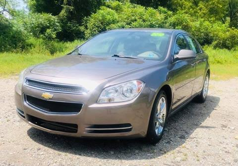 2010 Chevrolet Malibu LT for sale at Best For Less Auto Sales & Service LLC in Dunbar PA
