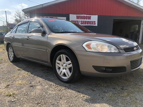 2006 Chevrolet Impala for sale in Dunbar, PA
