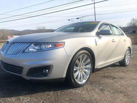 2009 Lincoln MKS for sale at Best For Less Auto Sales & Service LLC in Dunbar PA
