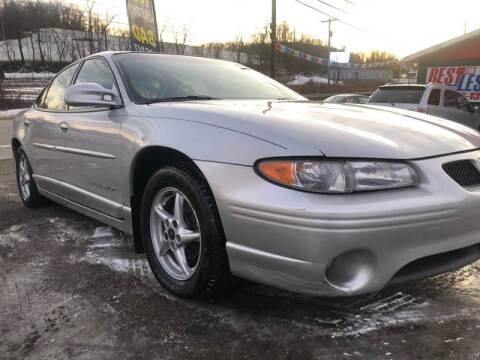 2003 Pontiac Grand Prix GT for sale at Best For Less Auto Sales & Service LLC in Dunbar PA