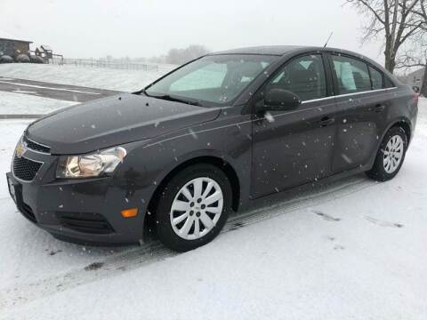 2011 Chevrolet Cruze LS for sale at Best For Less Auto Sales & Service LLC in Dunbar PA