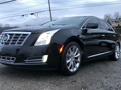 2013 Cadillac XTS Luxury Collection for sale at Best For Less Auto Sales & Service LLC in Dunbar PA