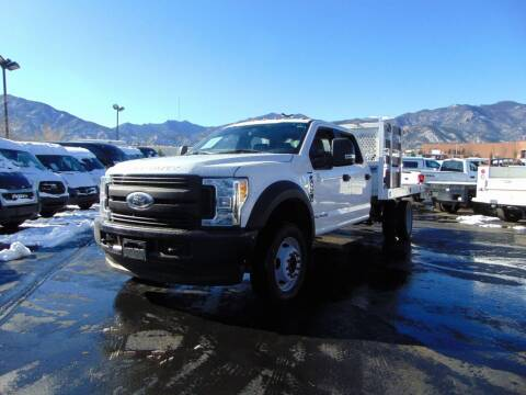 2017 Ford F-550 Super Duty for sale in Colorado Springs, CO