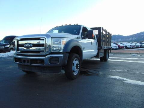 2016 Ford F-550 Super Duty for sale in Colorado Springs, CO