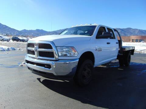 2016 RAM Ram Chassis 3500 for sale in Colorado Springs, CO