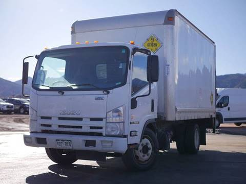 2015 Isuzu NQR for sale in Colorado Springs, CO
