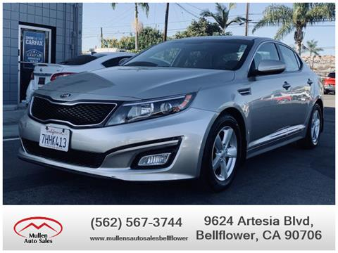 2015 Kia Optima for sale in Bellflower, CA