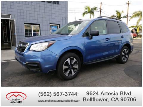 2017 Subaru Forester for sale in Bellflower, CA