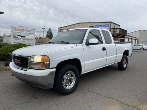 2000 GMC Sierra 2500 for sale in Dallas, OR
