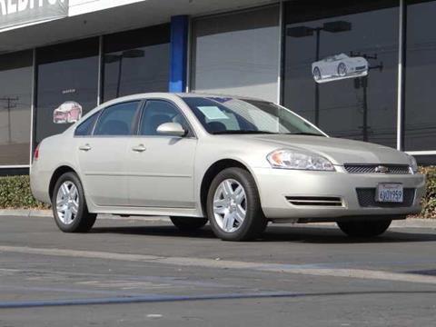 2012 Chevrolet Impala for sale in Buena Park, CA