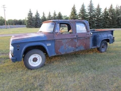 1971 Dodge D250 Pickup