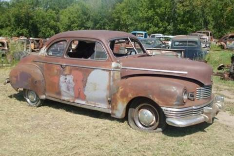 1947 Nash Coupe for sale in Minot, ND