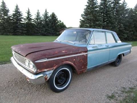 1963 Ford Fairlane for sale at Dick's Auto in Minot ND