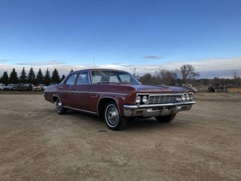 1966 Chevrolet Impala for sale at Dick's Auto in Minot ND