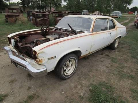 1974 Oldsmobile Omega for sale at Dick's Auto in Minot ND
