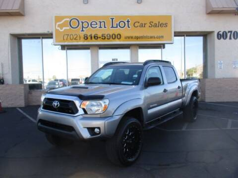 2014 Toyota Tacoma for sale in North Las Vegas, NV