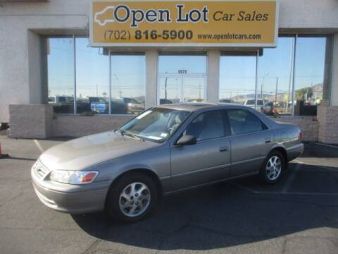 2001 Toyota Camry for sale in North Las Vegas, NV