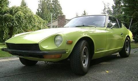 1973 Datsun 240Z for sale in Carnation, WA