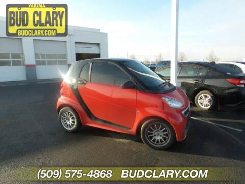2014 Smart fortwo electric drive for sale in Yakima, WA