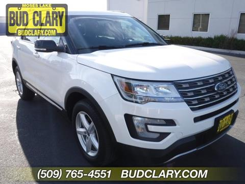 2016 Ford Explorer for sale in Moses Lake, WA